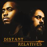 distant relatives - nas, damian marley