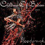 blooddrunk - children of bodom