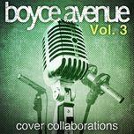 cover collaborations, vol. 3 (ep) - boyce avenue