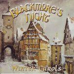winter carols - blackmore's night