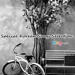 special korean songs selection - v.a