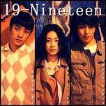nineteen ost - t.o.p (bigbang), seung ri (bigbang)