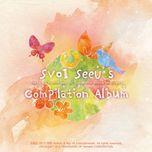 sv01 seeu's 1st compilation album (korean version) - seeu