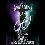 michi go (digital single) - g-dragon (bigbang)