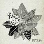 wild flower (single) - park hyo shin