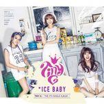 ice baby (single) - tiny-g