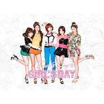 everyday iii (3rd mini album) - girl's day
