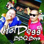 hot dogg album - bbq boyz