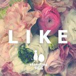 like (2nd album) - standing egg