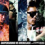 sniper sound vs. over class (single) - v.a