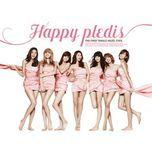 love love love (happy pledis 1st single) - after school