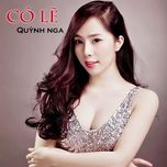 co le (2013) - quynh nga