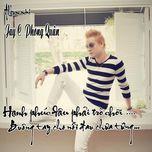 hanh phuc dau phai tro choi (mini album) - jay c phong quan