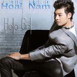 hello girl (the first single) - hoai nam