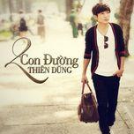 hai con duong (single) - thien dung