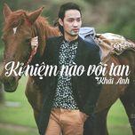 ky niem nao voi tan (single) - dinh khai anh