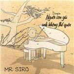 nguoi con gai anh khong the quen (single) - mr.siro