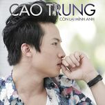 con lai minh anh (single) - cao trung