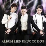 lien khuc co don - than thoai