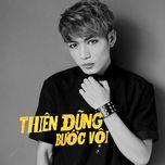 buoc voi (single) - thien dung