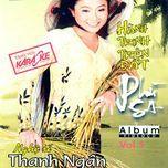 hanh trinh dat phu sa (vol. 1) - thanh ngan (nsut)