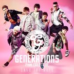 love you more (single) - generations