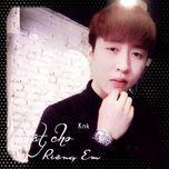 hat cho rieng em (single) - knk to huy