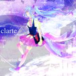 clarte (single) - starlight-p, hatsune miku, kagamine rin