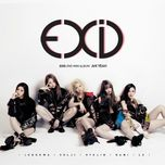 ah yeah (mini album) - exid