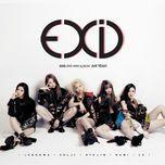 ah yeah (mini album) - exid