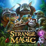 strange magic ost - v.a