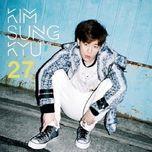 27 (mini album) - sung gyu (infinite)