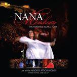 the farewell world tour: live at the odeon herodes atticus - nana mouskouri