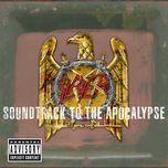 soundtrack to the apocalypse (deluxe version) - slayer