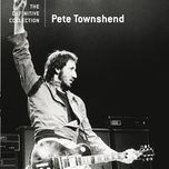 the definitive collection - pete townshend