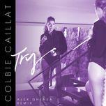 try (alex ghenea remix) (single) - colbie caillat