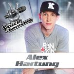 stronger (from the voice of germany) (single) - alex hartung