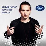 1000 miles an hour (single) - ludvig turner