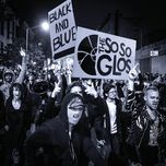 black and blue (single) - the so so glos