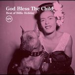god bless the child: best of billie holiday - billie holiday