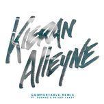 comfortable (remix) (single) - kieran alleyne