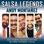salsa legends - andy montanez