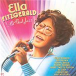 all that jazz - ella fitzgerald