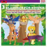 3 klassiker fur kinder - rolf zuckowski