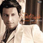i will love you (single) - patrizio buanne