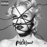 rebel heart (ep) - madonna