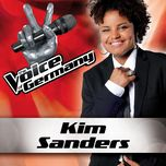 all that she wants (from the voice of germany) (single) - kim sanders