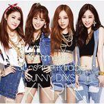 summergic / sunshine miracle / sunny days (single) - kara