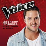 kiss from a rose (the voice australia 2014 performance) (single) - jackson thomas
