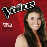single ladies (the voice performance) (single) - holly tapp